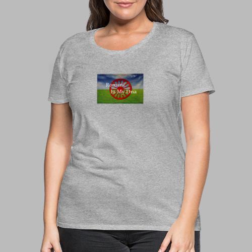 flagromaniinmydna - Premium-T-shirt dam