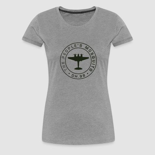 TPM_MPlogo_14_Trans - Women's Premium T-Shirt