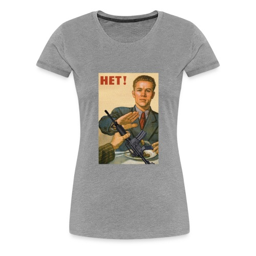 Njet M4 - Frauen Premium T-Shirt