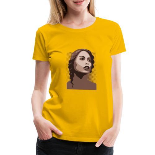 Beauty (v1) - Vrouwen Premium T-shirt