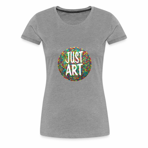 Kunst Edih Lassiat - Frauen Premium T-Shirt