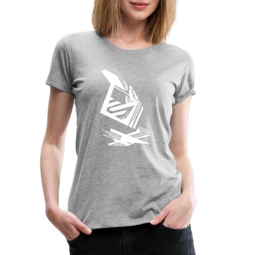Nextxun Landscape - Camiseta premium mujer