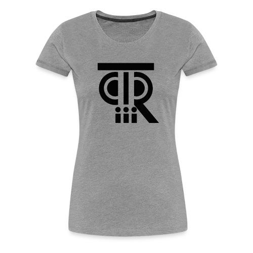 PTR_Logo_png - Frauen Premium T-Shirt