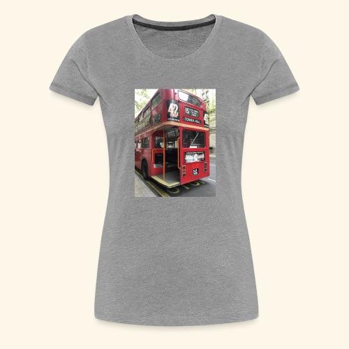 * LIMITED TIME * London Bus - Women's Premium T-Shirt