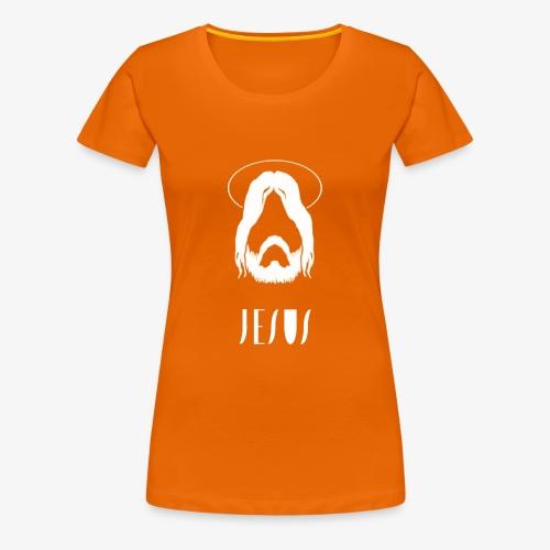 jesus - Women's Premium T-Shirt