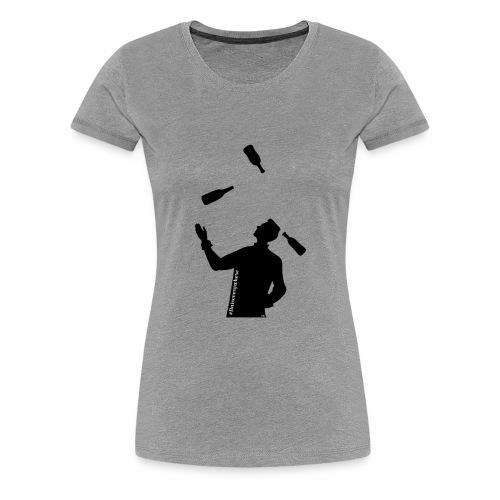Flairbartender - Frauen Premium T-Shirt