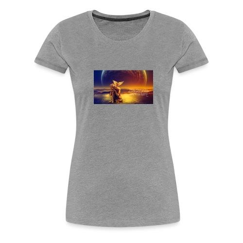 buddha - Dame premium T-shirt