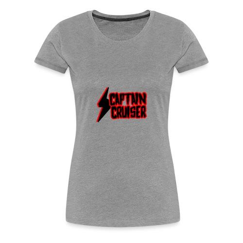 Captain Cruiser - T-shirt Premium Femme