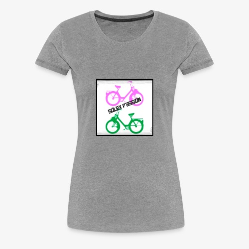 passion 4 - T-shirt Premium Femme