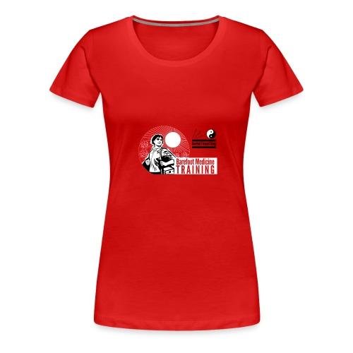 Barefoot Forward Group - Barefoot Medicine - Women's Premium T-Shirt