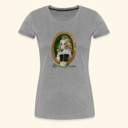LADY - Maglietta Premium da donna
