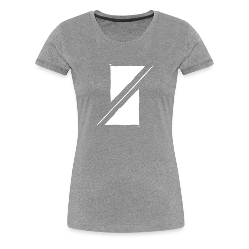 Muzik & Friendz Records Logo - Vrouwen Premium T-shirt