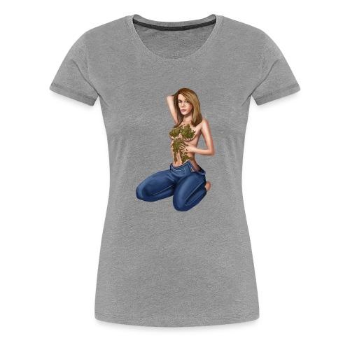 ManureFetish Maskottchen - Frauen Premium T-Shirt
