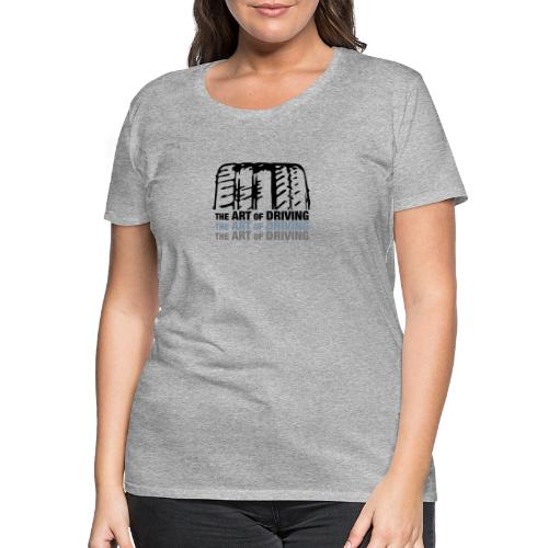 AoD Tire - Women's Premium T-Shirt