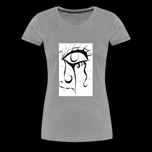 Manhattenaw Guild For The Gifted - Women's Premium T-Shirt