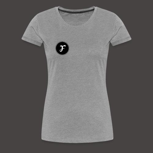 FluxCrew Logo - Women's Premium T-Shirt