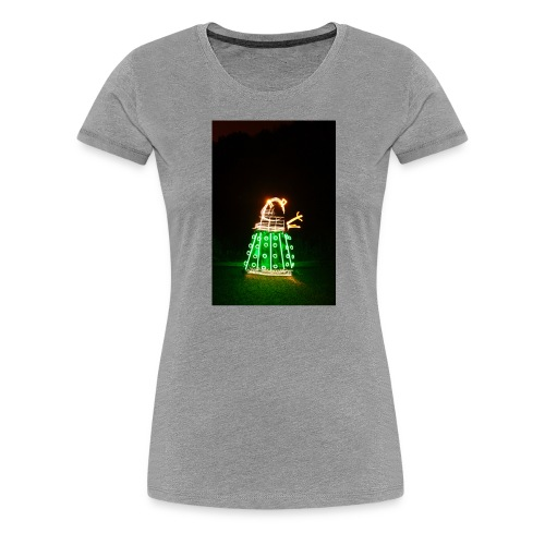 Exterminate - Women's Premium T-Shirt