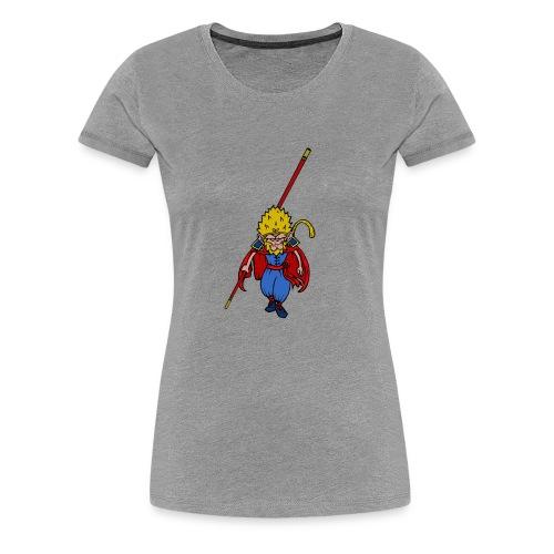 Sun Wukong - Women's Premium T-Shirt