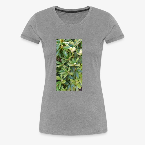 Nature - Naisten premium t-paita