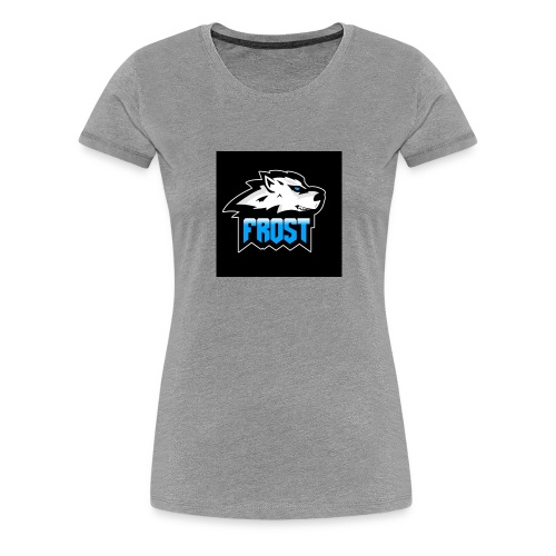 Frost - Frauen Premium T-Shirt