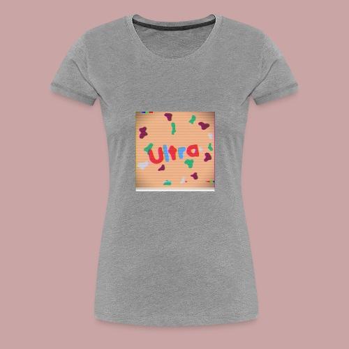 Ultra Box - Women's Premium T-Shirt