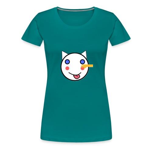 Alf Cat With Friend | Alf Da Cat - Women's Premium T-Shirt