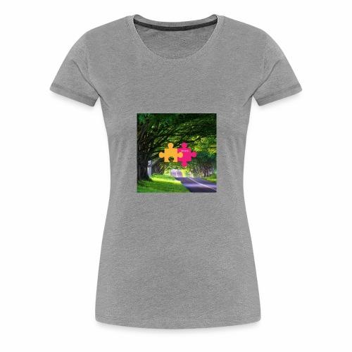 Jayanimations' logo 2! - Women's Premium T-Shirt