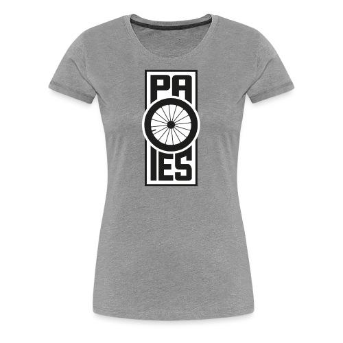 Paradies - Frauen Premium T-Shirt