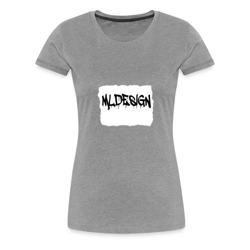 mld peinture - T-shirt Premium Femme