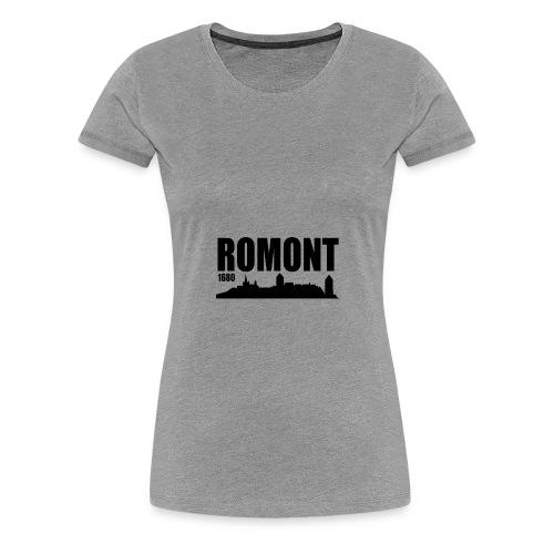 Romont - T-shirt Premium Femme