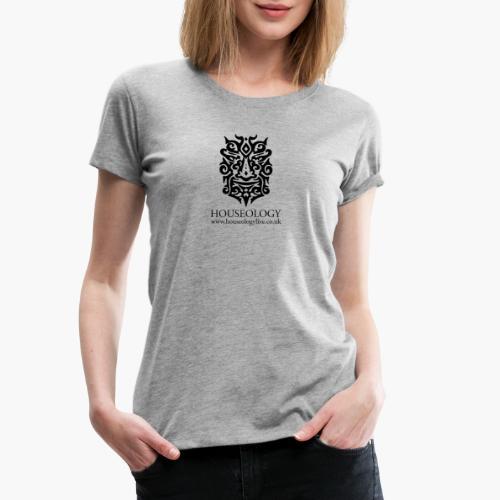 Houseology Official - black - Women's Premium T-Shirt