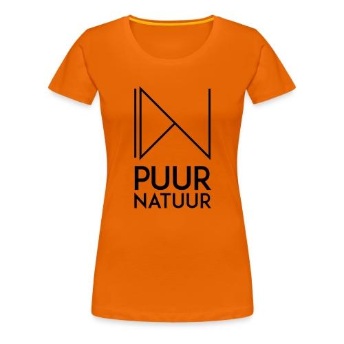 PUUR NATUUR FASHION BRAND - Vrouwen Premium T-shirt