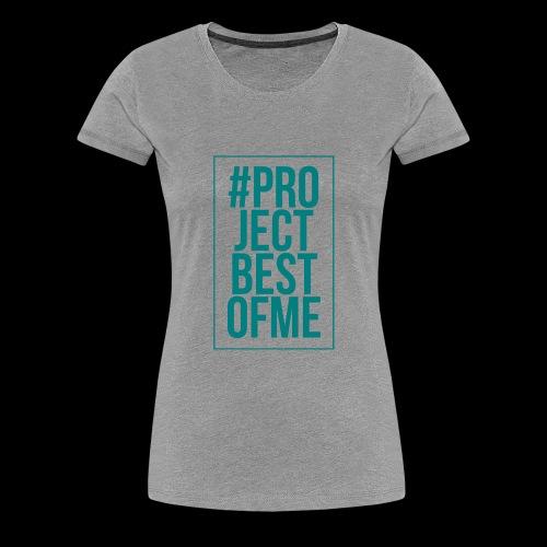 hashtag - Premium-T-shirt dam