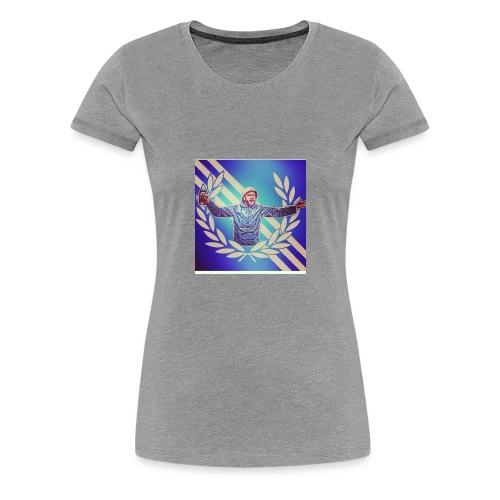 831ed8065eeedb123825ee3198503cb9 casual football - Women's Premium T-Shirt