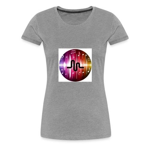 721689d187bfa32e18df03a312f6f053 musical ly tips - Vrouwen Premium T-shirt
