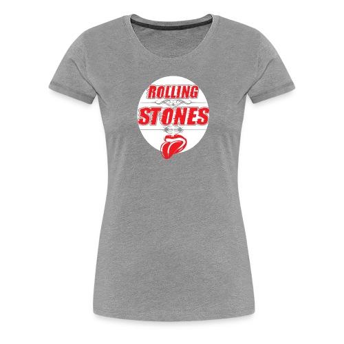 Keep on rollin! - Frauen Premium T-Shirt