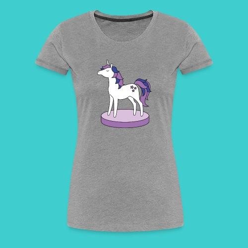 Unicorn - Vrouwen Premium T-shirt