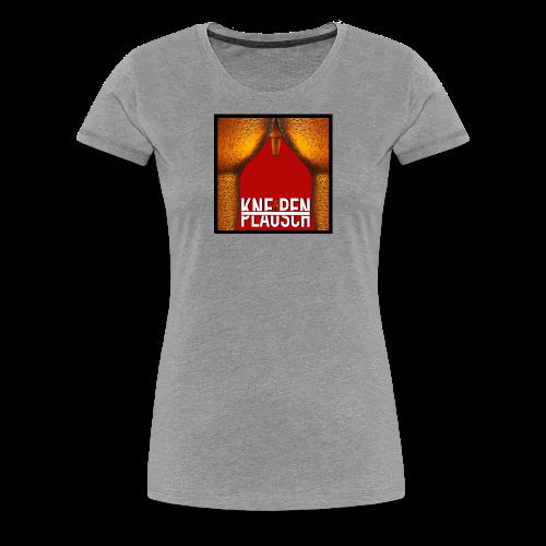 Kneipenplausch Cover Edition - Frauen Premium T-Shirt