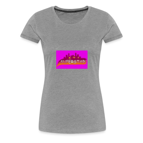 SUPERSTAR CLOTHING - Women's Premium T-Shirt