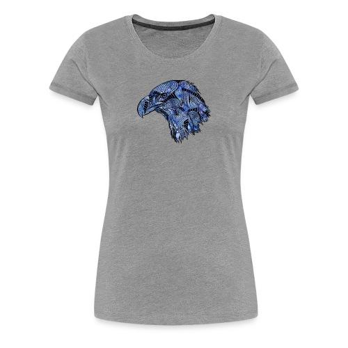 Ørn - Premium T-skjorte for kvinner