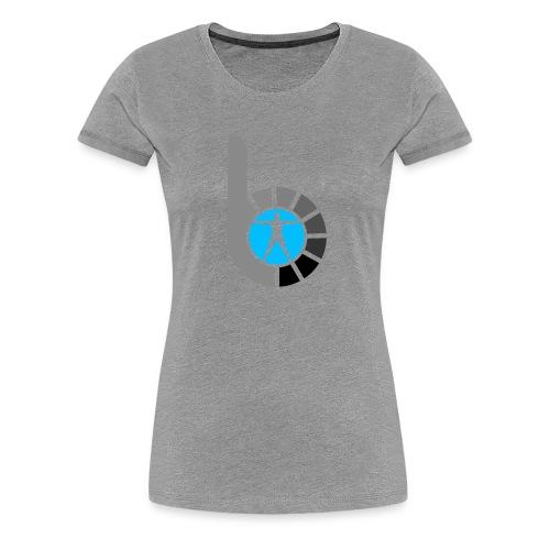 Bewegungslabor Logo - Frauen Premium T-Shirt