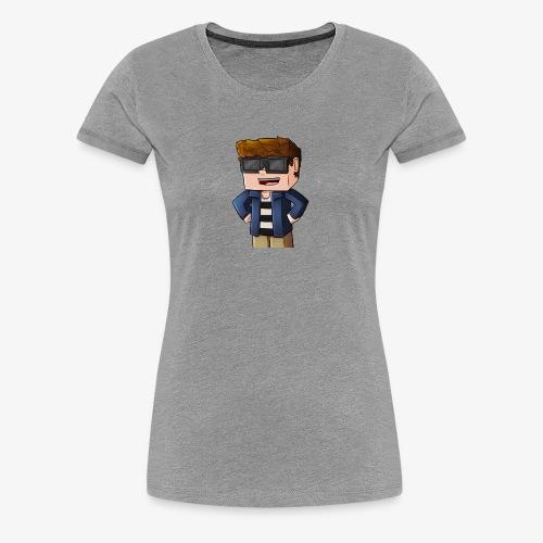 Mr Avatar - Women's Premium T-Shirt