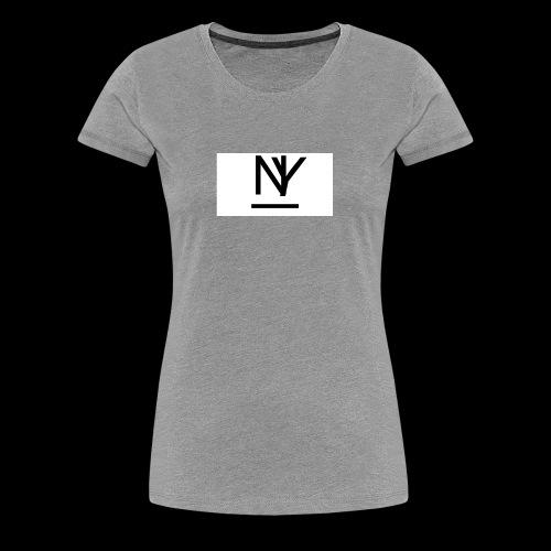 Normzy Logo Merchandise - Women's Premium T-Shirt