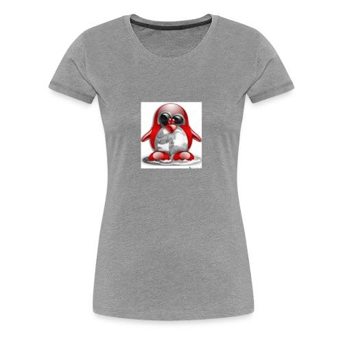 Luukquadgaming new - Vrouwen Premium T-shirt