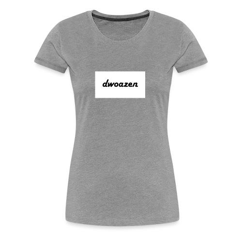 dwoazen - Vrouwen Premium T-shirt
