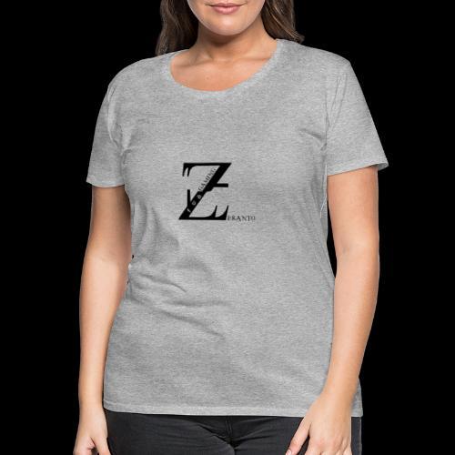 ZerantoLogoBlack - Frauen Premium T-Shirt
