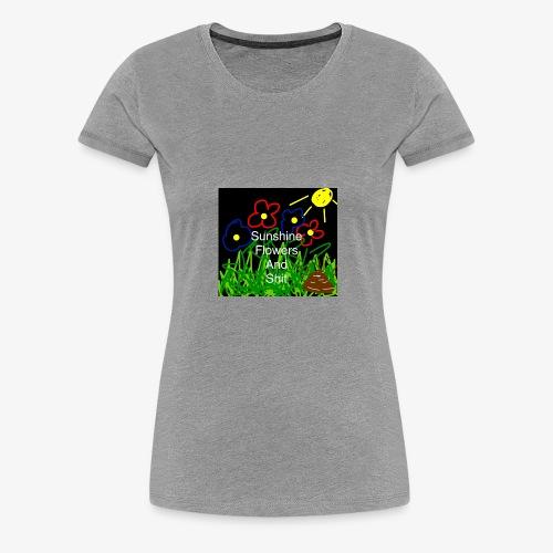 46F0F1F7 1A1F 49BC B472 BF5E2ADEC83A - Women's Premium T-Shirt