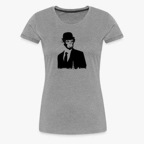 COLLECTION *BLACK MONKEY PARIS* - T-shirt Premium Femme