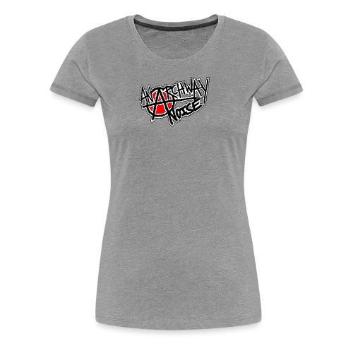 Anarchway Noise - Women's Premium T-Shirt