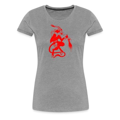 krampus - T-shirt Premium Femme